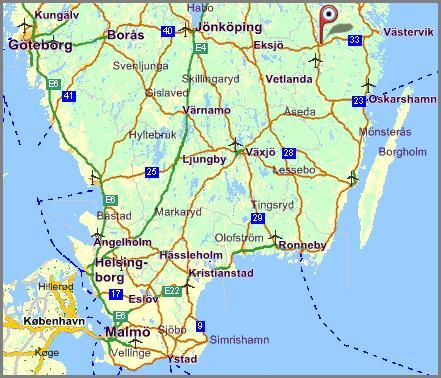 Karta Sverige Vimmerby.Vimmerby Kommun Karta Resimlere Gore Ara Red